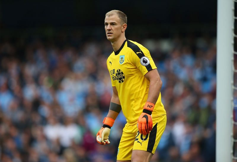 In his prime, Joe Hart was a genuinely great goalkeeper