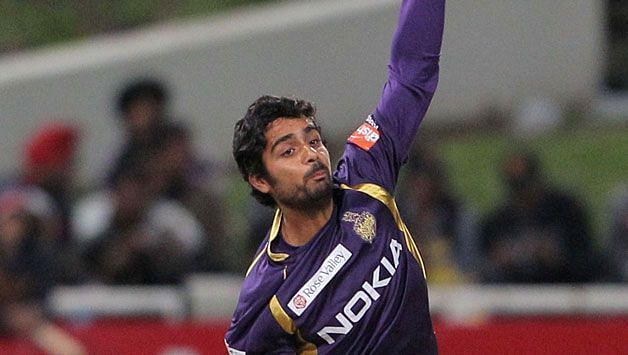 Iqbal Abdulla - The talented left-arm spinner