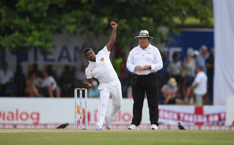 Rangana Herath is the best Sri Lankan spinner, after Muttiah Muralitharan, in Test cricket.