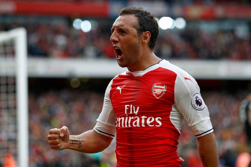 Santi Cazorla does not feature on the list but is one of the most famous short players