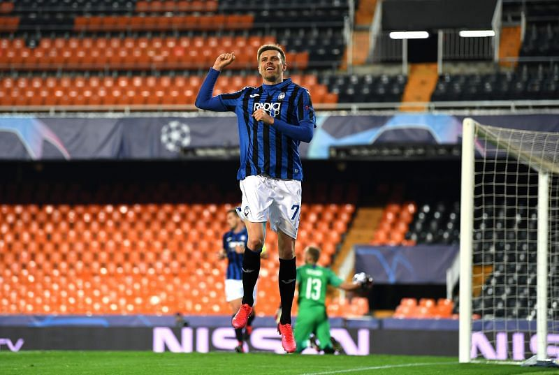Josip Ilicic during Atalanta