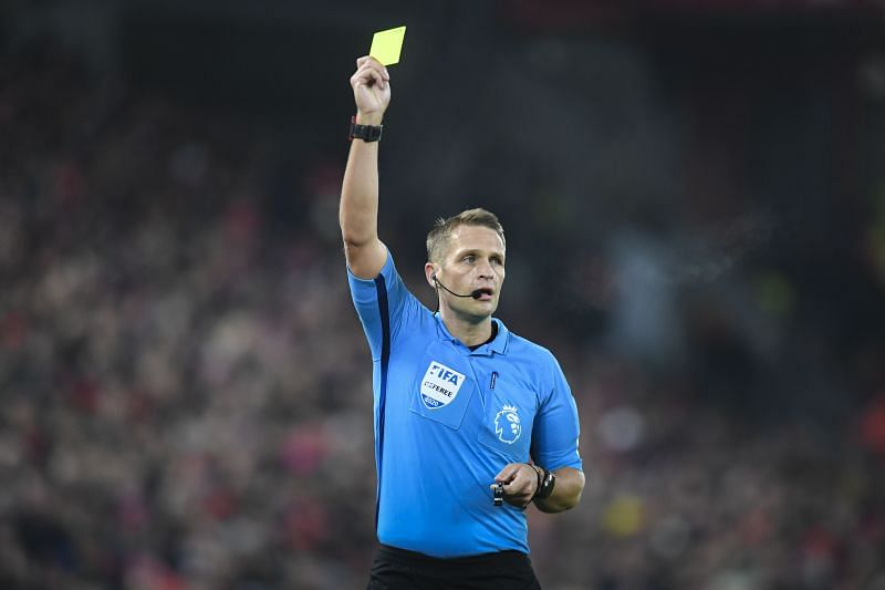 Premier League referees have made several blunders over the years