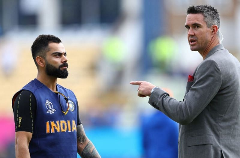 I Knew Virat Kohli Was Destined For Greatness: Kevin Pietersen