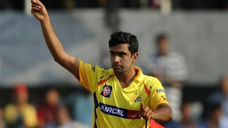 Ravichandran Ashwin is the highest wicket-taking Indian bowler for CSK.