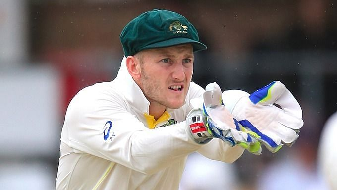 Peter Nevill was criticised for taking a cheap wicket but it was actually smart cricket on his part.