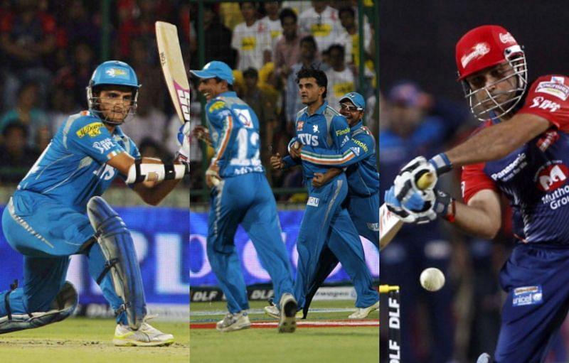दिल्ली vs पुणे, आईपीएल 2012