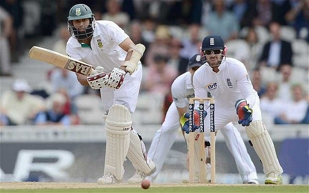 Hashim Amla holds the record for the highest ever individual Test score by a South African player.