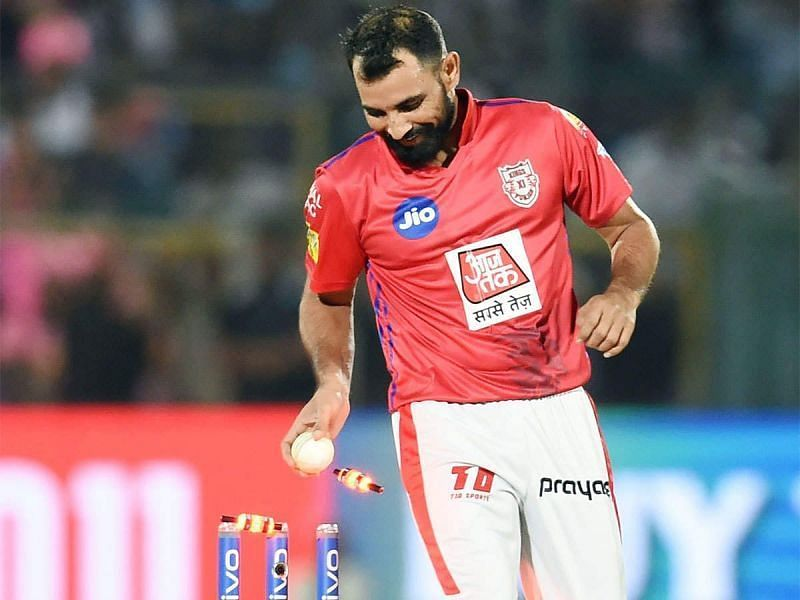 Mohammed Shami had an outstanding IPL 2019 for KXIP.
