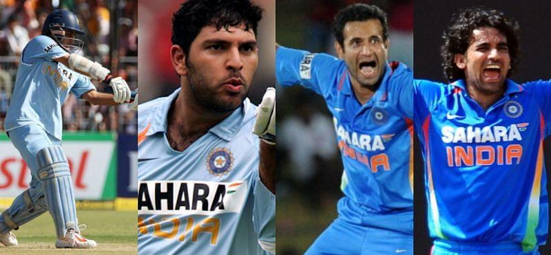 भारतीय टीम के सर्वश्रेष्ठ भारतीय बाएं हाथ के खिलाड़ी