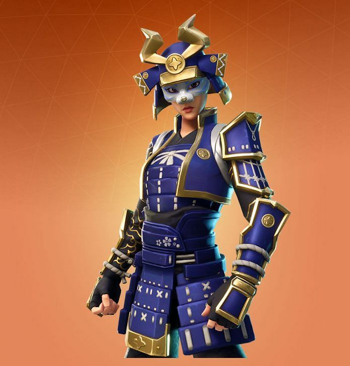 Hime Fortnite skin