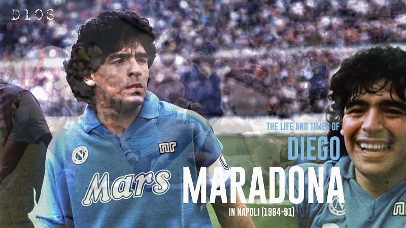 Diego Maradona and Naples together had one hell of an underdog genius story
