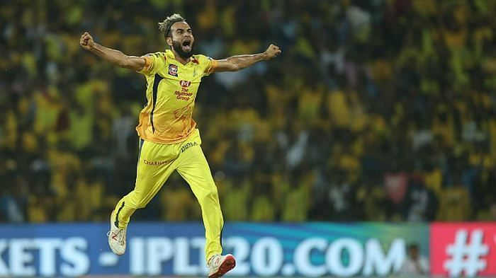 Imran Tahir was the highest wicket-taker in IPL 2019.