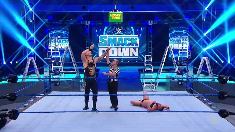 Corbin will be joining the Money in the Bank ladder match