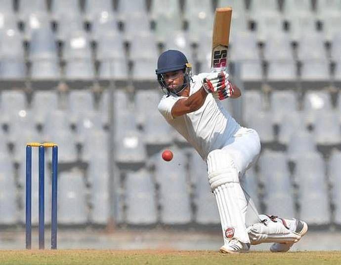 Jackson blasted 809 runs in Saurashtra