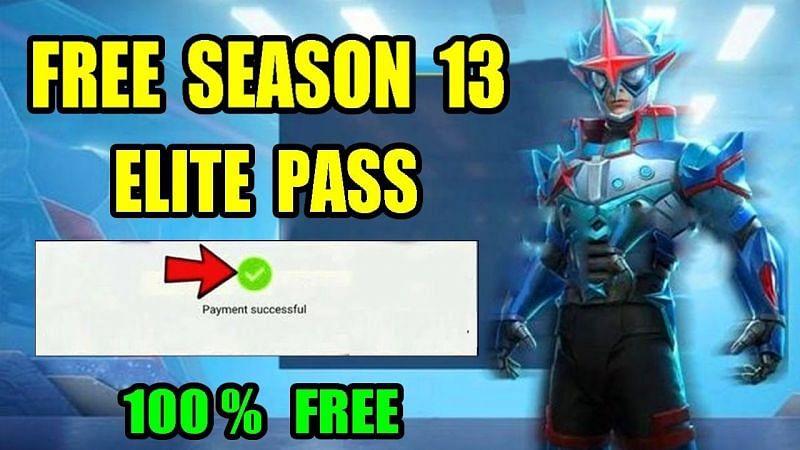 Free PUBG Mobile Season 13 Royale Pass