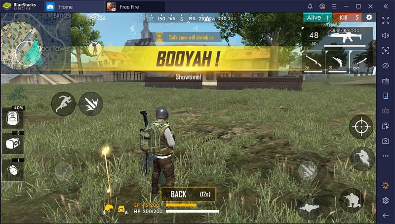 Free Fire How To Play Free Fire On Pc