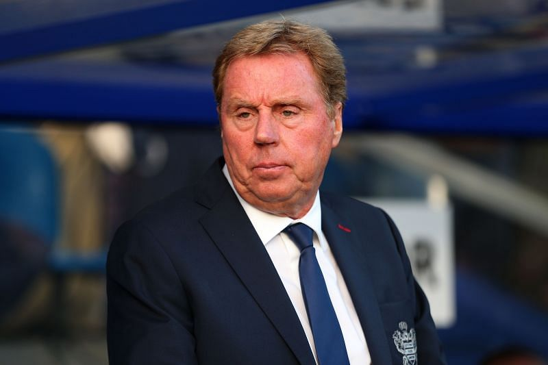 Harry Redknapp has been in the managerial circuit for over 35 years now