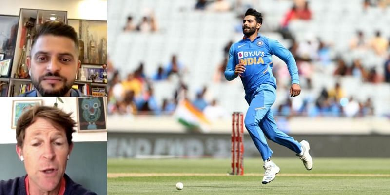 Ravindra Jadeja has won matches for India in the field