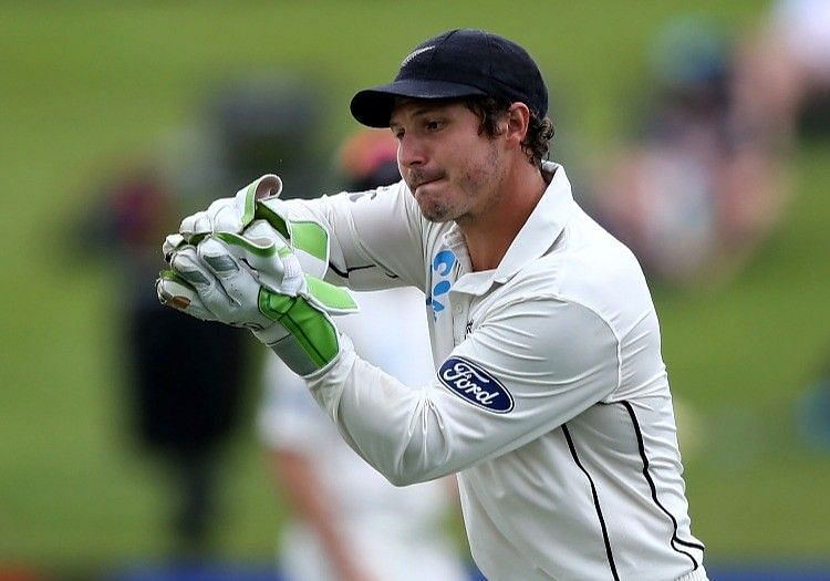 BJ Watling - the man for a crisis