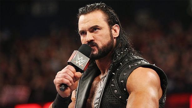 Drew McIntyre to face Murphy on RAW next week
