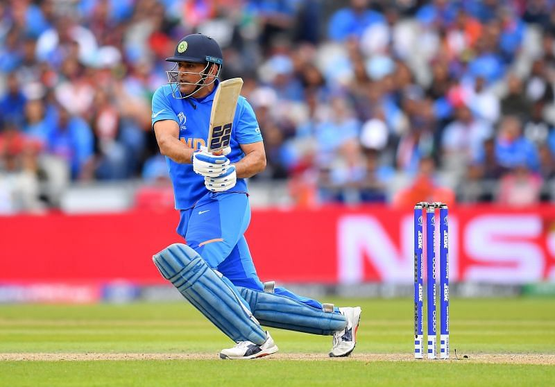 MS Dhoni fell inches short against New Zealand in the 2019 CWC semi-final