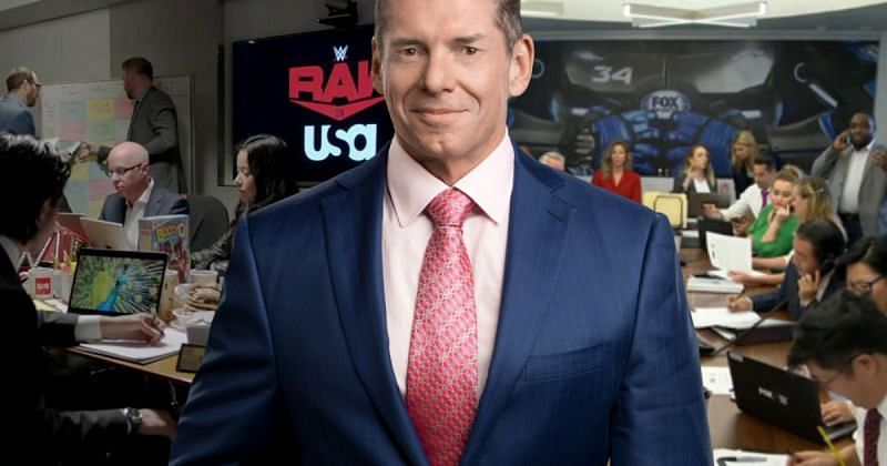 WWE, FOX and USA Network are not on the same page