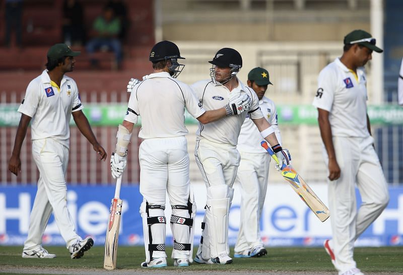 पाकिस्तान vs न्यूजीलैंड