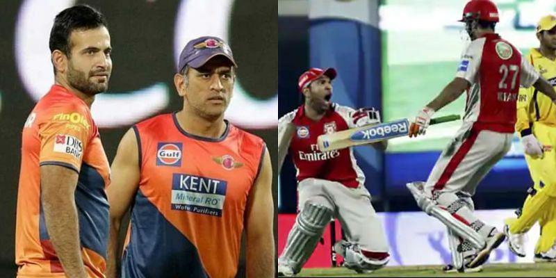 इरफान पठान आईपीएल युवी और धोनी दोनों की कप्तानी में खेले हैं