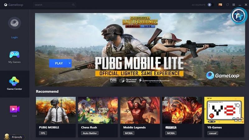 PUBG Mobile on Gameloop