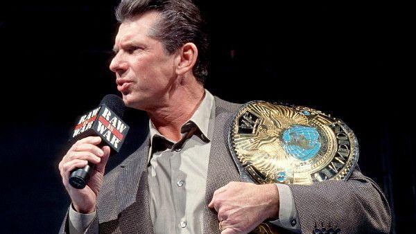 WWE के मालिक विंस मैकमैहन भी एक बार बन चुके हैं वर्ल्ड चैंपियन