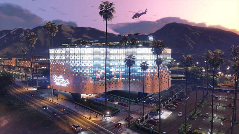 Diamond Casino Resort