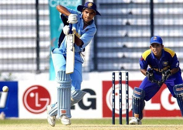 Shikhar Dhawan is the top run-getter in any under-19 WC