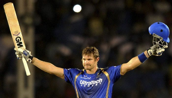 Shane Watson has undoubtedly been the stand-out performer for RR