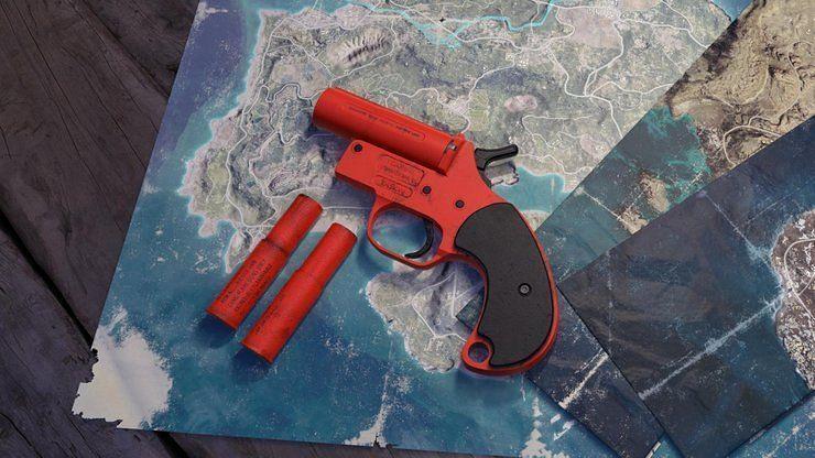 FLARE GUNN
