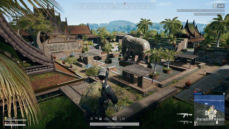Paradise Resort/Ruins