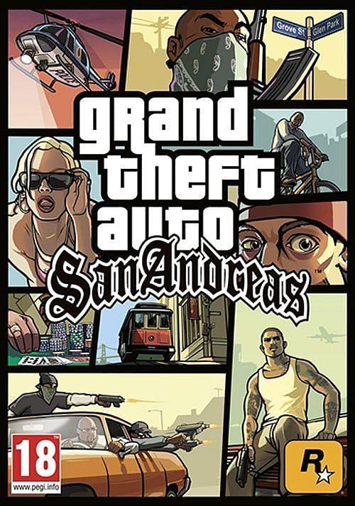 Chetas gta san andreas pc Grand Theft