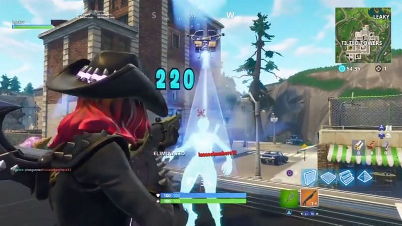 Could Fortnite season 3 see the much anticipated pump shotgun buff?