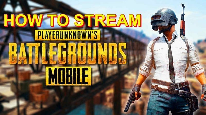 How to stream PUBG Mobile
