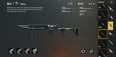 MK 14 with stats