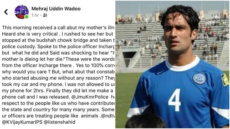 Mehraj Uddin Wadoo
