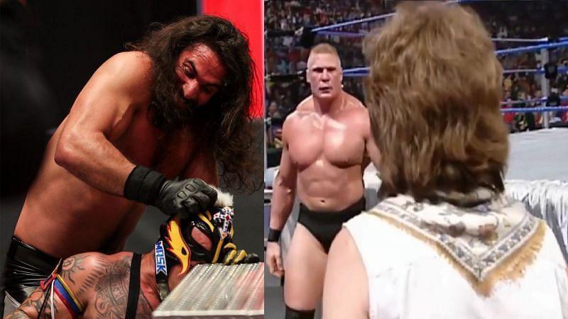 WWE सुपरस्टार्स ने हद पार की