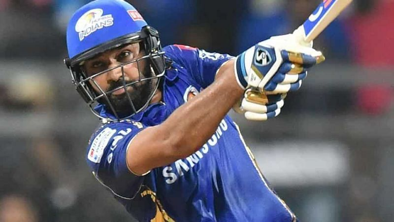 Rohit Sharma has led MI to all four IPL titles