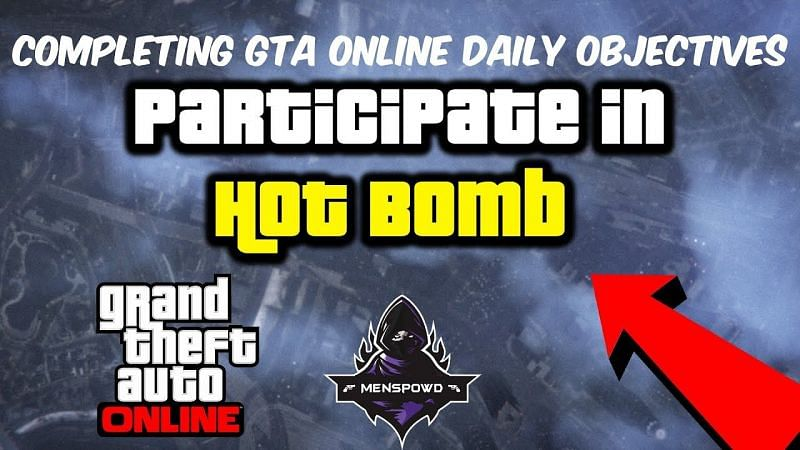 Take part in Hot Bomb. Image: YouTube.