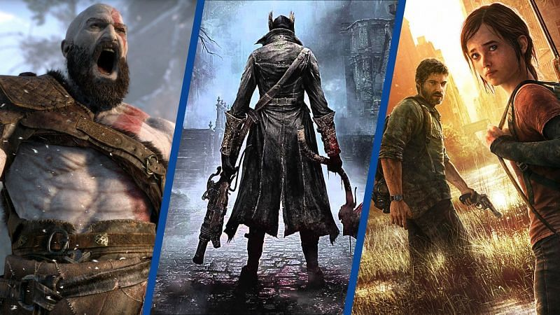 PlayStation 4 Exclusives (Image Credit: Push Square)
