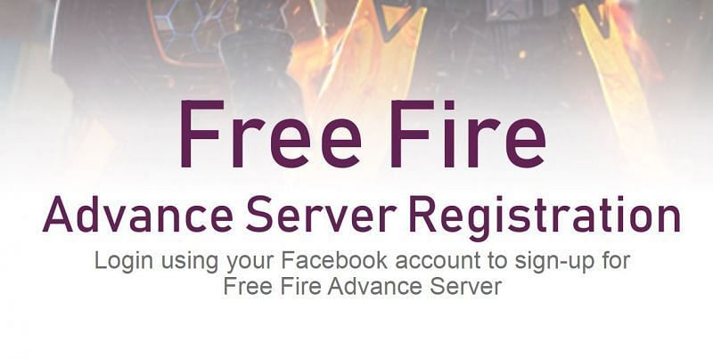 Garena Free Fire OB22 Advance Server Registration