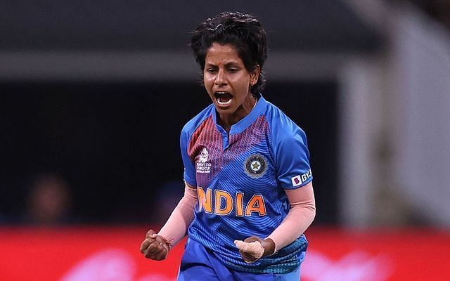 Poonam Yadav had bamboozled the Aussies in the group stage clash
