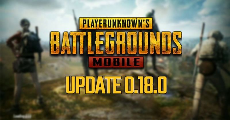 PUBG Mobile 0.18.0 Update Leaks
