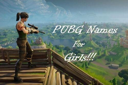 लड़कियों के लिए नाम