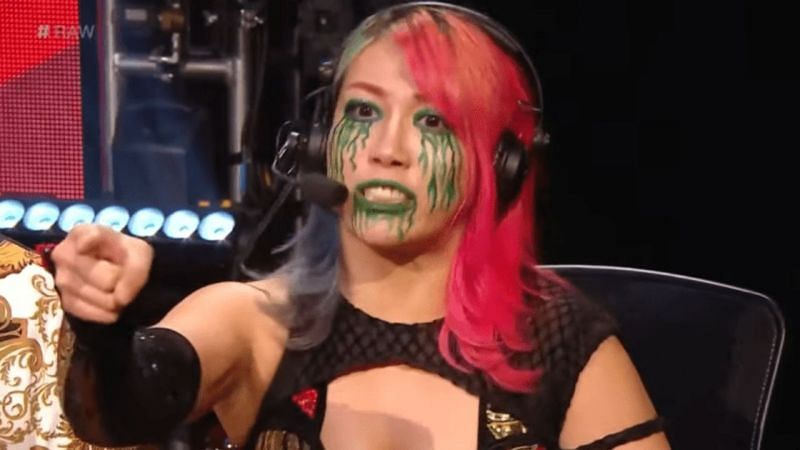 Asuka endeared herself to the fans with her commentary gig