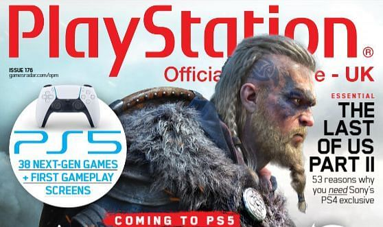 Official PlayStation Magazine Sample